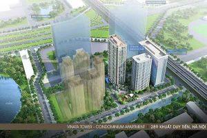Dự án Chung Cư VINATA TOWERS Khuất Duy Tiến