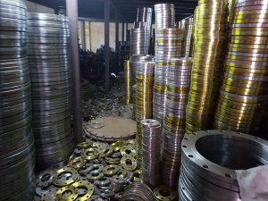 Nhập khẩu và phân phối Mặt bích thép tại Hà Nội