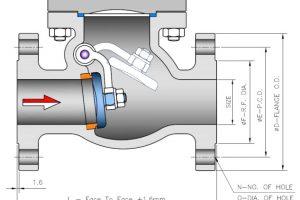 Check valve là gì? Van 1 chiều giá rẻ.