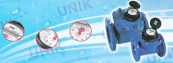 Đồng hồ nước Unik DN50, Đồng hồ nước Unik DN65,Đồng hồ nước Unik DN80, Đồng hồ nước Unik DN100, Đồng hồ nước Unik DN125, Đồng hồ nước Unik DN150, Đồng hồ nước Unik DN200