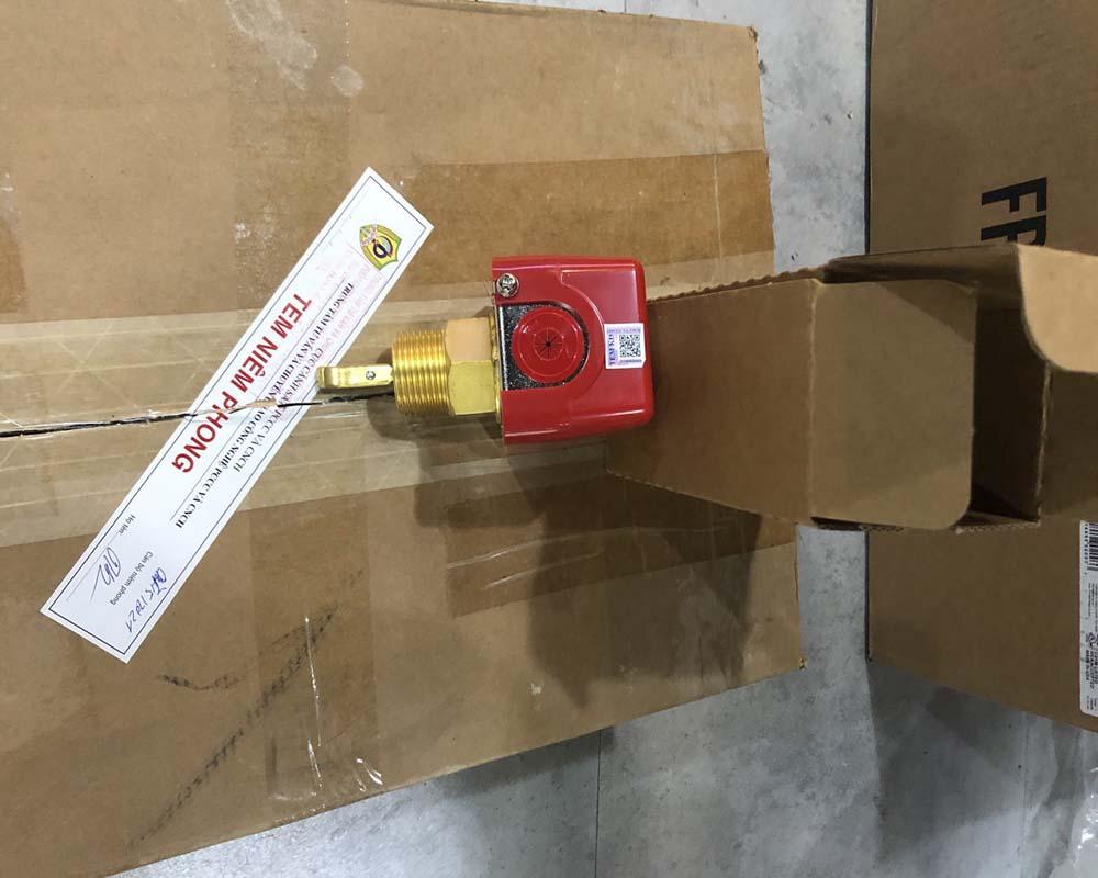 Công tắc dòng chảy Honeywell có kiểm định,. Công tắc dòng chảy WFS-1001-H, Công tắc dòng chảy có kiểm định